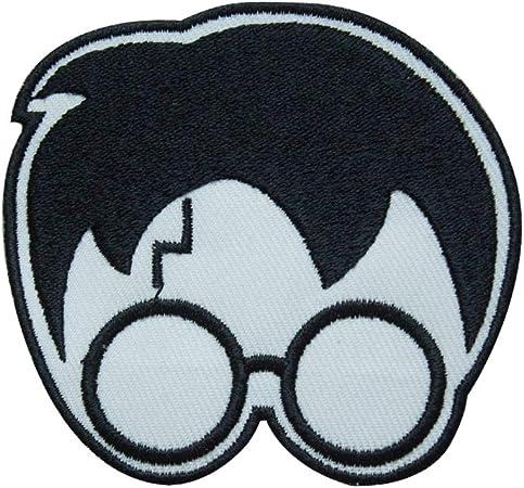REAL EMPIRE Parche de Harry Potter para Coser o Coser con diseño ...