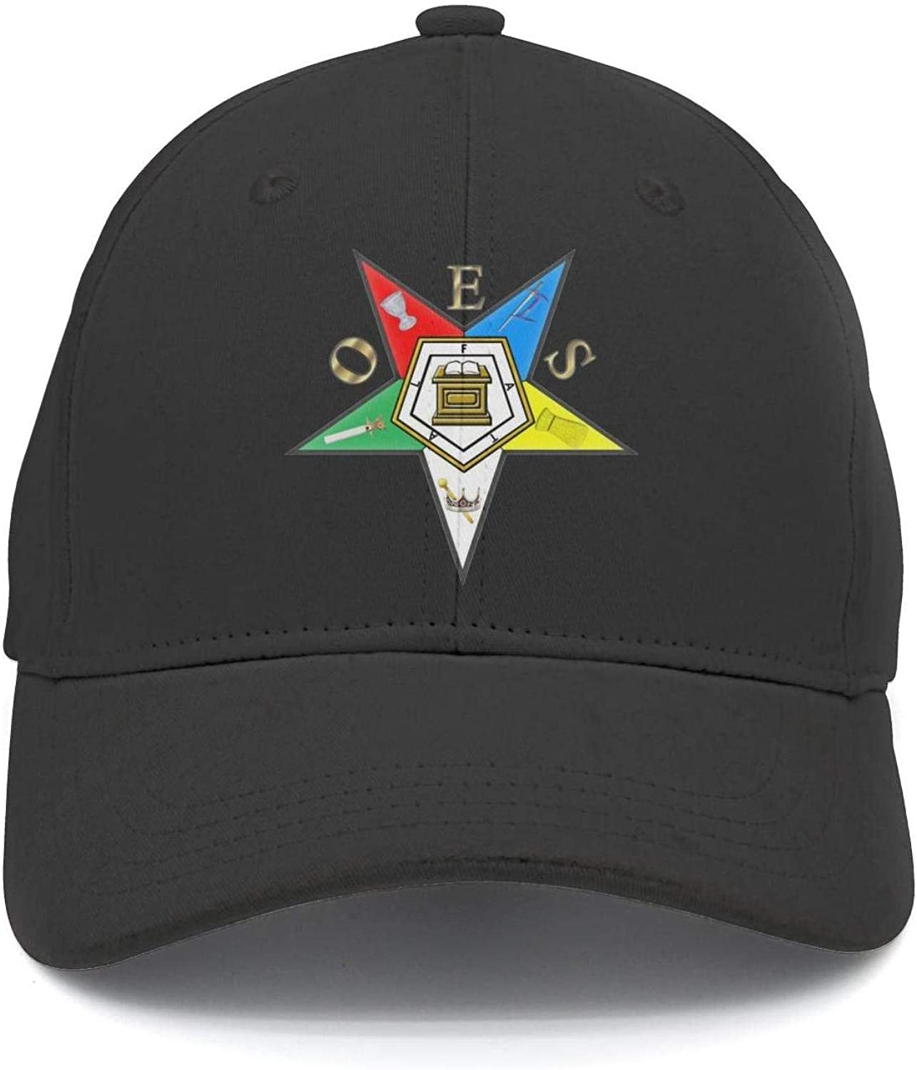 wash Baseball Caps one Size Trucker Hat MontagueMoll Order-Cool-of-The-Eastern-Star