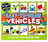 Easy-To-Draw Vehicles, Mattia Cerato, Brenda Sexton, 1479555134