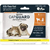 Sentry Capguard (nitenpyram) Oral Flea Control Medication