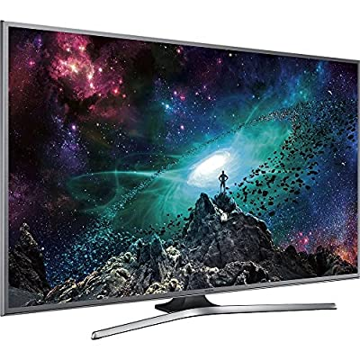 "Samsung UN50JS7000FXZA 50"" 4K SUHD Smart LED TV, SIlver (Certified Refurbished)"