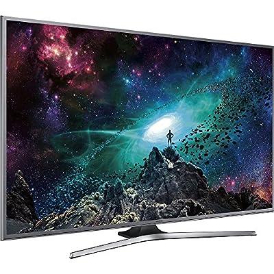 "Samsung UN50JS7000FXZA 50"" 4K SUHD Smart LED TV, SIlver(Certified Refurbished)"