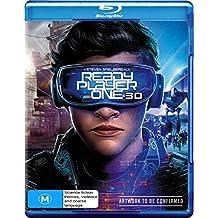 Ready Player One 3D Blu-ray | Steven Spielberg's | NON-USA Format | Region B Import - Australia