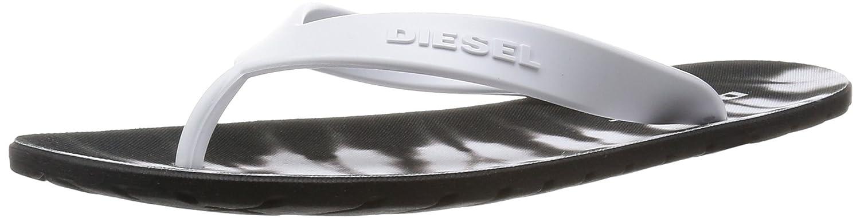 ab871814fad41 Diesel Splish Rubber Tie Dye Sole Men s Flip Flops