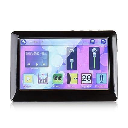 Amazon com: TOPmountain 4 3-Inch Mp5 Video Player Mp5 Player