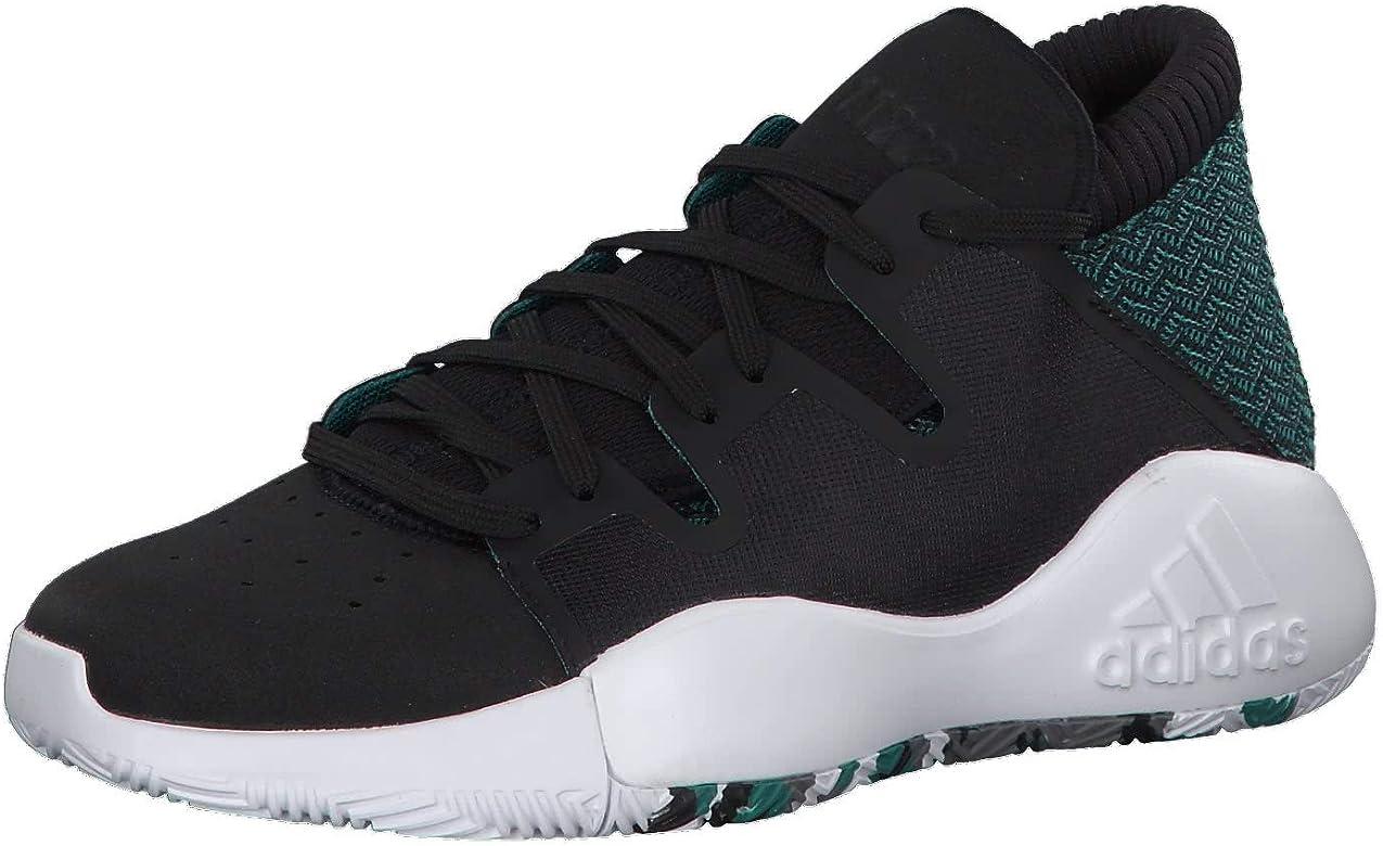Adidas Pro Vision J, Zapatillas de Baloncesto para Niños, (Negbás ...