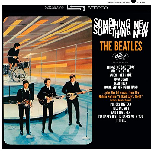 The Beatles - Something New  (The U.s. Album) - Zortam Music
