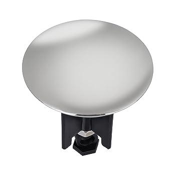 wenko 21023100 waschbeckenstöpsel pluggy® xl chrom - abfluss ... - Abflussstopfen Küche