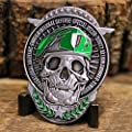 U.S. Army Special Forces Challenge Coin! Amazing Army Special Ops Military Challenge Coin, Designed By Military Veterans & Officially Licensed Military Coin! from Coins For Anything Inc