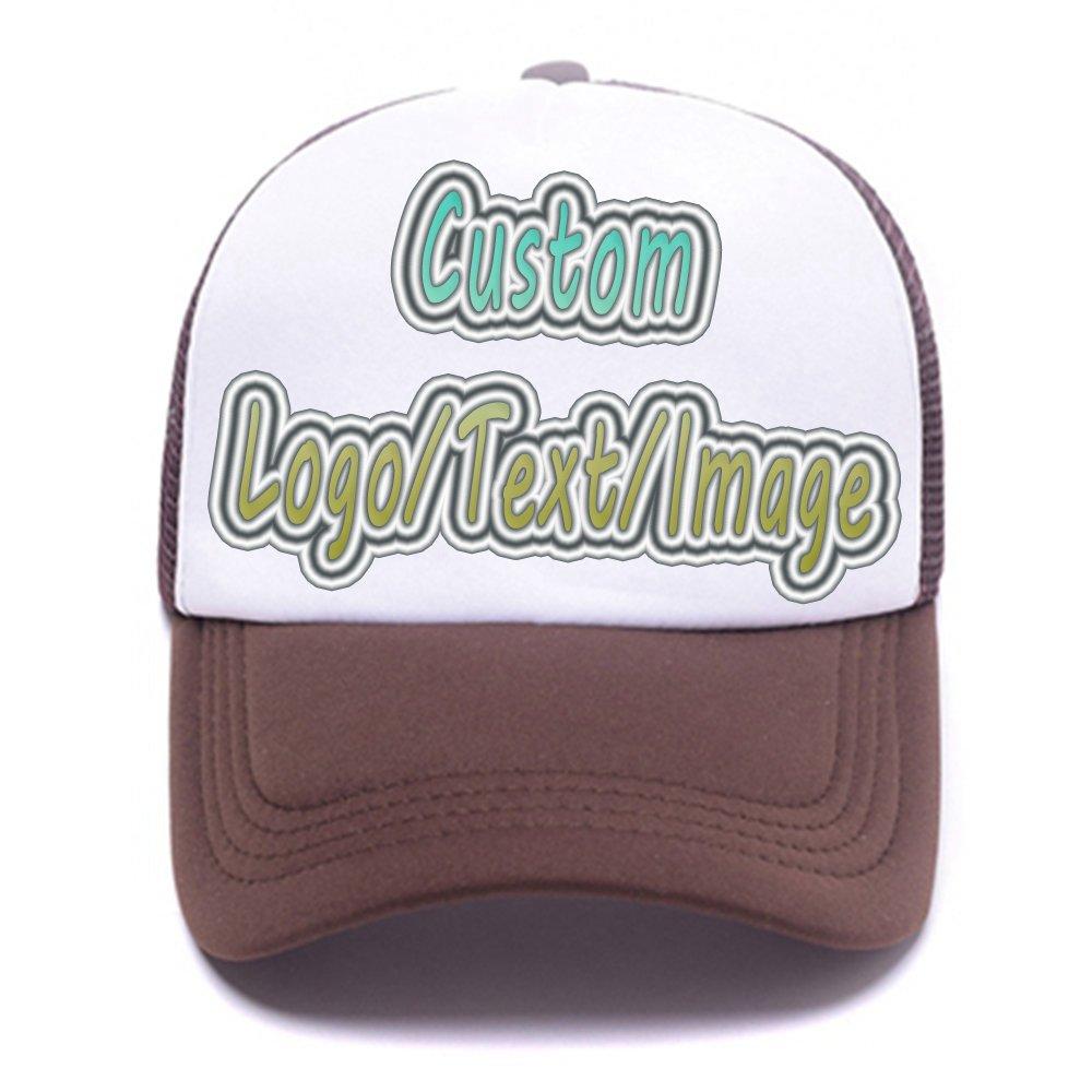c395d0402b1 Custom Unisex Baseball Cap Personalized Gifts DIY Dad Hat Create Trucker  Hats World Cup Cap Sun ...