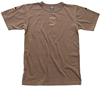 Coyote Outdoor              -NEU BW Tropen T-Shirt m.Nat.Abz BW