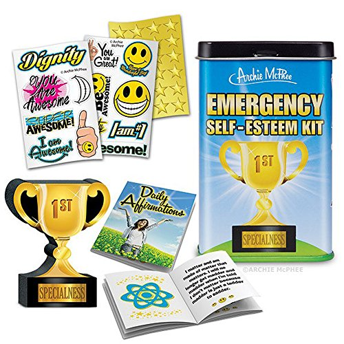 Accoutrements Emergency Self-esteem -