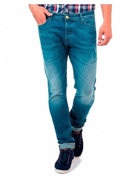 Salsa Jeans - Jean Compi 36, Azul: Amazon.es: Ropa y accesorios