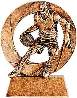 Trophée Basket - Lot de 10 Trophée Sportif