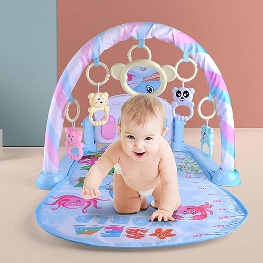 Sioneit Kinder Karte TAFT Tier Spielmatte Baby Road Teppich Home Decor P/ädagogisches Spielzeug Teppiche /& L/äufer