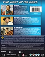 Searchers / Wild Bunch / How the West Was Won (Triple-Feature) [Blu-ray] from WarnerBrothers