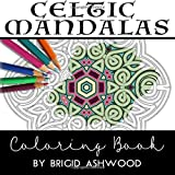 Celtic Mandalas Coloring Book