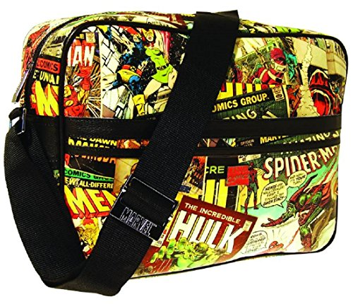 BB Designs Marvel Retro Messenger Bag