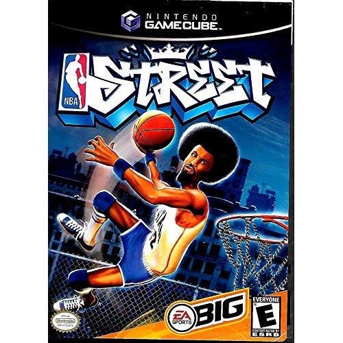 NBA Street - M Stores Street