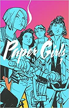 Book Paper Girls, Volume 1