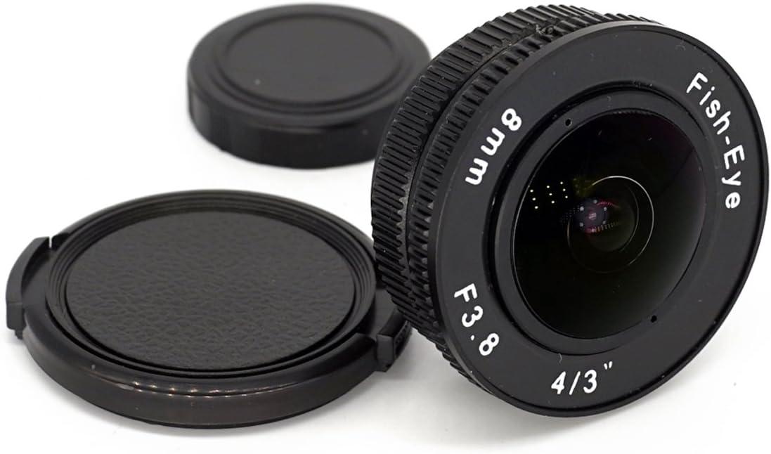 Generic 8 Mm F3 8 Fisheye Weitwinkel C Mount Objektiv Kamera