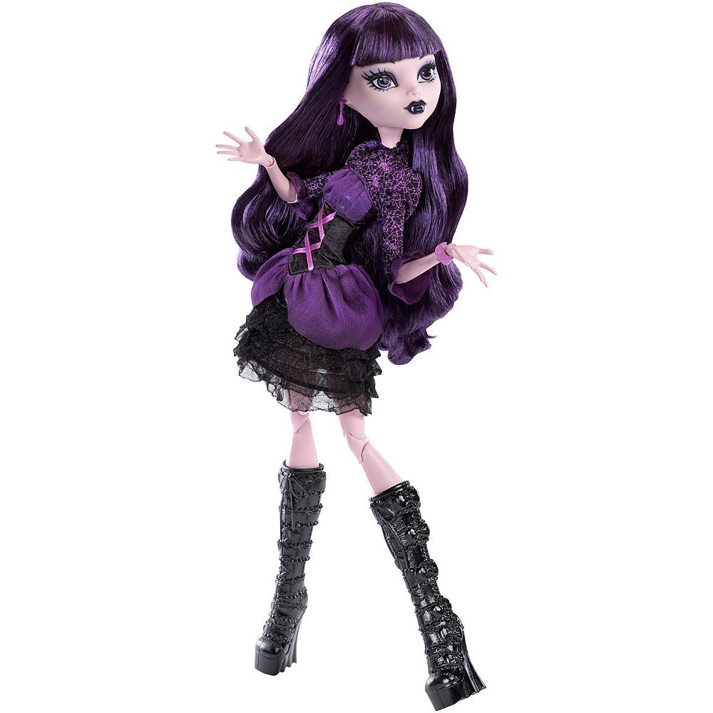 Monster High Frightfully Tall Ghouls Elissabat Doll