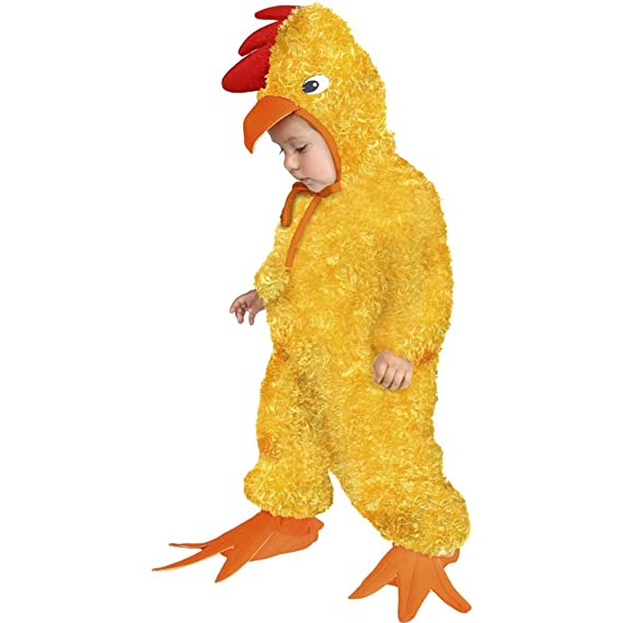 Amazon.com Charades Childu0027s Baby Chick Costume Jumpsuit Yellow Toys u0026 Games  sc 1 st  Amazon.com & Amazon.com: Charades Childu0027s Baby Chick Costume Jumpsuit Yellow ...