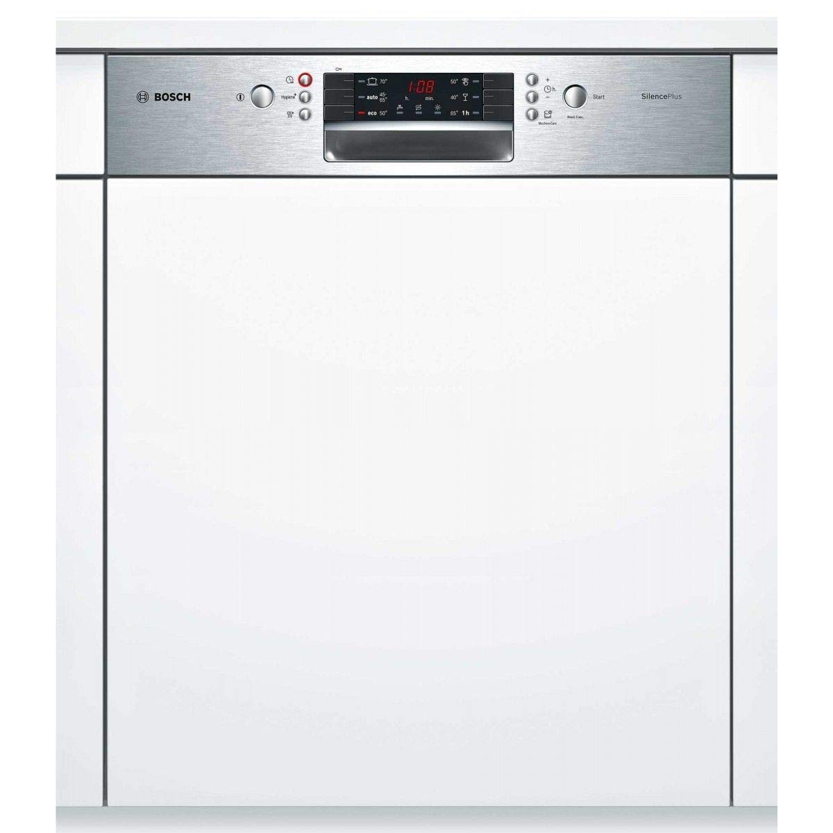 Bosch Serie 4 SMI46AS01E lavavajilla Semi-incorporado 12 ...