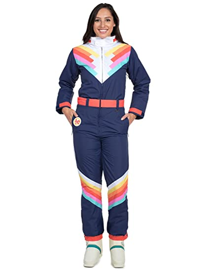 ... 80s Source · Tipsy Elves Women s Santa Fe Shredder Ski Suit Large  Amazon co uk e70507176