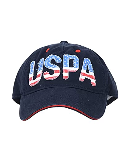 U.S.Polo.Assn. Men s Baseball Cap (USAC0392 Navy One Size)  Amazon.in   Clothing   Accessories 9bcdc67647e3
