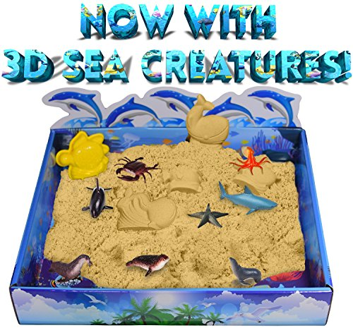 Cool Sand 3D Box Creatures