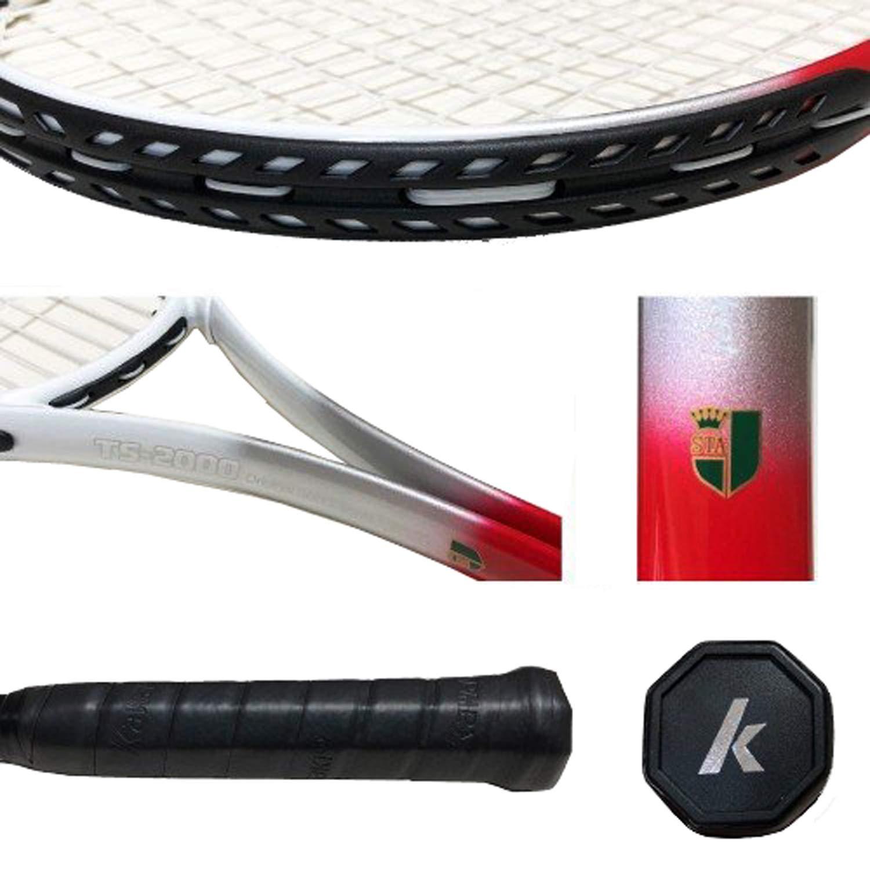 Kawasaki - Raqueta de Tenis (Suave), Color Azul: Amazon.es ...