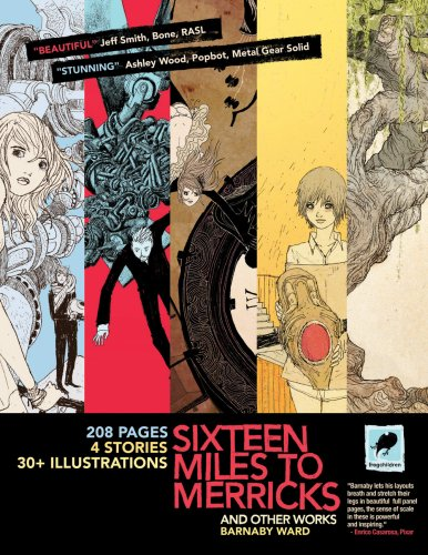 Download Sixteen Miles to Merricks and Other Works PDF