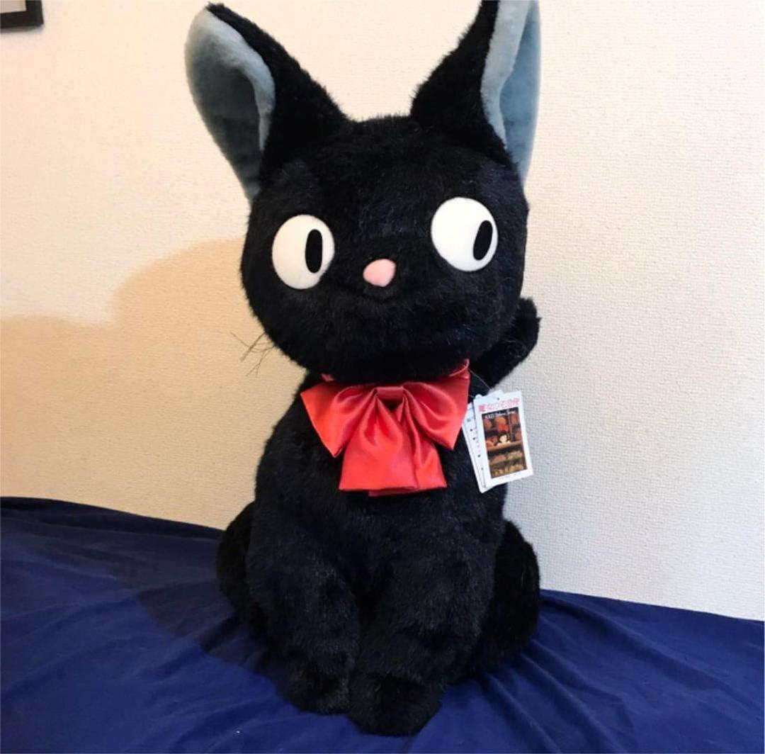 大きなぬいぐるみ魔女の宅急便ジジ黒猫ジブリオフィシャル