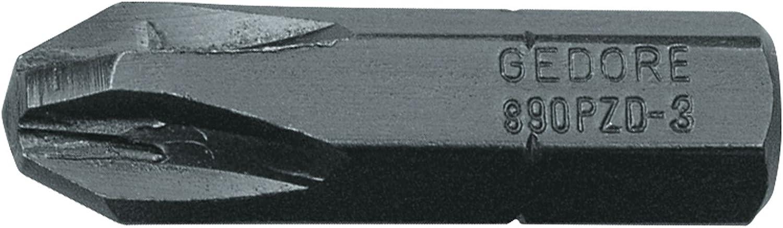 GEDORE 890 PZD 2 Schraubendreherbit 5//16 Kreuzschlitz PZ 2 2
