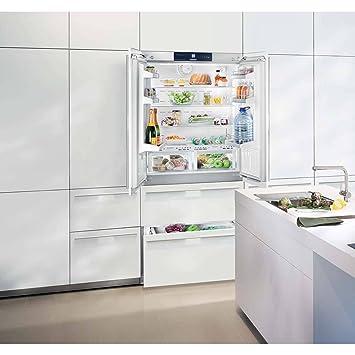 Liebherr HCB 2062 Premium Plus NoFrost 36 Inch Fully Integrated  Refrigerator U0026 Freezer