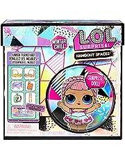 LOL Surprise Winter Chill Hangout Spaces Furniture Set - ICE SK8TER - Met 10+ verrassingen incl. pop, accessoires & meubilair - Uitvouw speelset - verzamelbaar - Voor jongens en meisjes van 4+ jaar