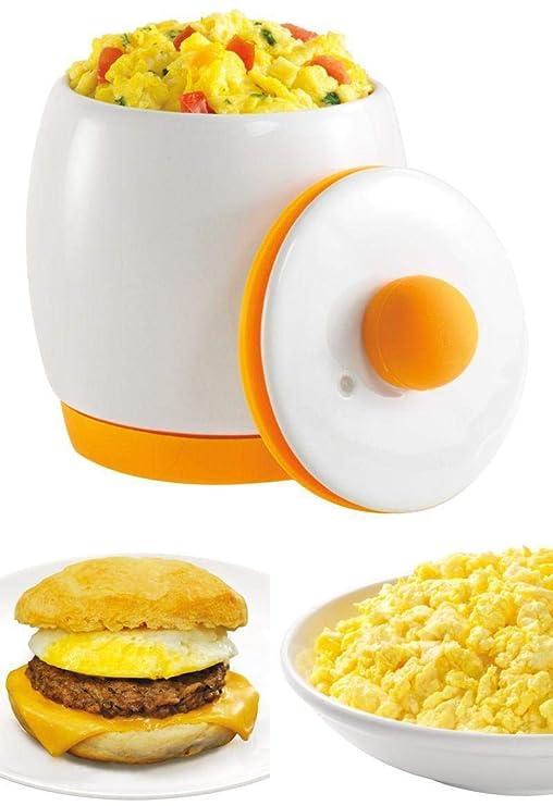 As Seen on TV Egg Tastic - Huevera y escalfadora de huevos para ...