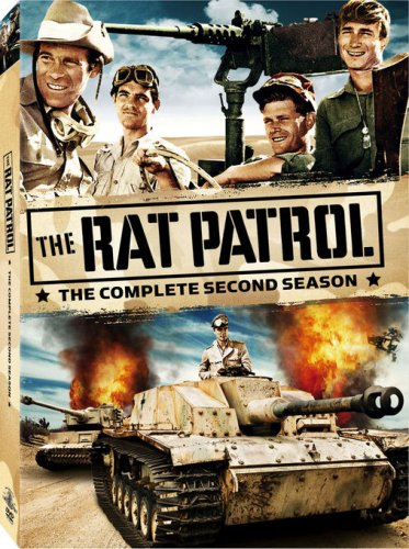The Rat Patrol: Season 2 by GEORGE,CHRISTOPHER