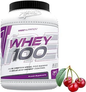 Whey 100 Protein Trec Nutrition La Proteina Más Efectiva Para ...