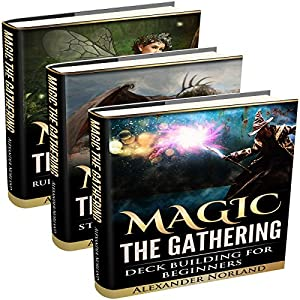 Magic the Gathering: 3 Manuscripts Audiobook