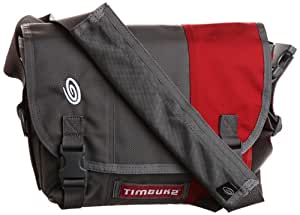 Timbuk2 Classic Messenger Bag 2013, Gunmetal/Gunmetal/Rev Red, Medium