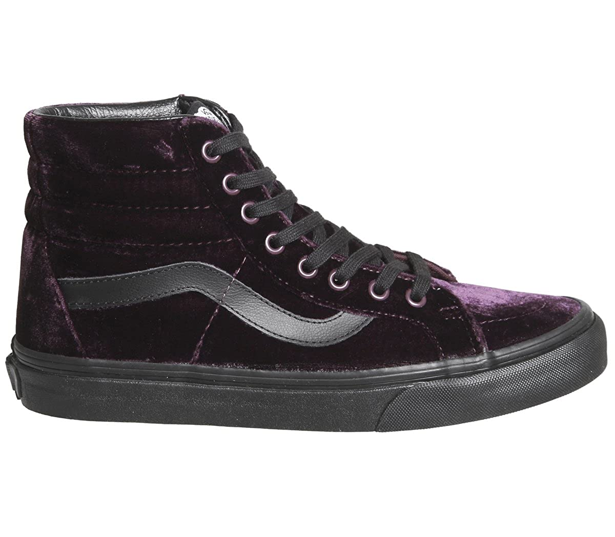b7208eb1ab97a5 Vans VN0A2XSBF17 Men UA SK8-HI Reissue Footwear Velvet Red  Buy Online at  Low Prices in India - Amazon.in