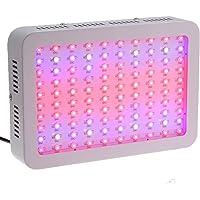 Docooler 1000W 100 LEDs Full Spectrum Hydroponic Plant Grow Lamp