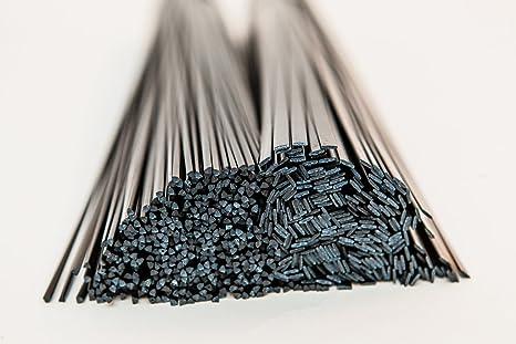 Plástico soluciones UK varillas de soldadura de plástico PA (poliamida) formas & Tamaño mezcla
