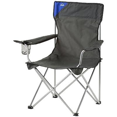 McKINLEY - Confort Chaise Pliante, Anthracite
