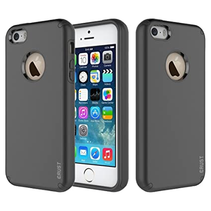 crust slim armor dual layer back cover for apple iphone amazon incrust slim armor dual layer back cover for apple iphone amazon in electronics
