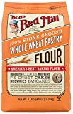 Bob's Red Mill Whole Wheat Pasty Flour - 100% Stone Ground - 5 Pounds