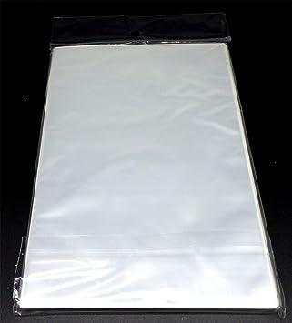 docsmagic.de 500 Premium Board Card Game Sleeves Clear - 63 ...