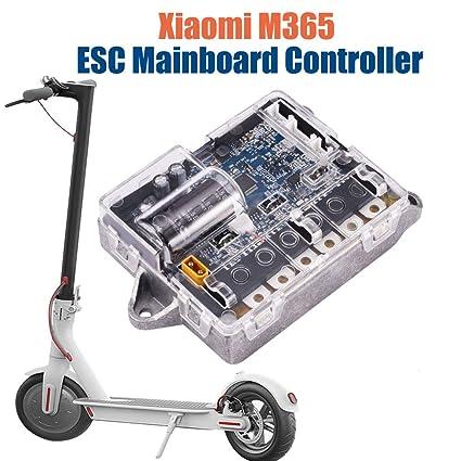 Konesky Patinete Electrico Controlador de Placa Base Compatible con Xiaomi M365 Scooter Kit de Circuito ESC Accesorios de Repuesto de Placa Base